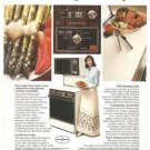 Litton Microwave Oven Vari-Cook Micromatic 1977 Vintage Ad