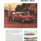Dodge Dart Wagon Chrysler Red Station Vintage 2-page Ad 1961