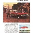Dodge Dart Wagon Chrysler Red Station Vintage 2-page Ad 1961