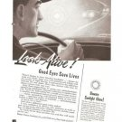 Better Vision Institute Good Eyes Vintage Ad 1952