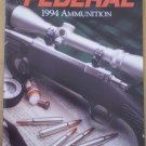 Federal 1994 Ammunition Catalog Brochure