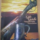 Gift Guide NRA National Rifle Association Catalog Brochure 1975
