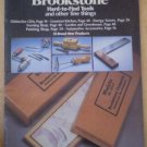 Brookstone Fall 1978 Hard to Find Tools Catalog Brochure