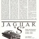 Jaguar S Vintage Ad 1966 Car Royal Elysees Ch Delecroix