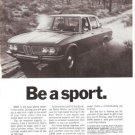BMW 2800 Sedan Bavarian Motor Works Car Vintage Ad 1970