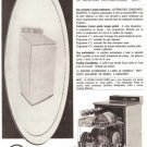 Neff Automatic Dishwasher French Vintage Ad 1965