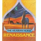 Arabian Horse Renaissance Oasis on the Horizon 1983 Vintage Ad American Horse World
