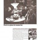 Air France Paris Place for Memories 1967 Vintage Ad