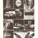 Coke Coca Cola Signs of Life Vintage Ad 1978