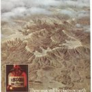 Grand Marnier Liqueur Places on Earth Vintage Ad 1978