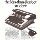 Smith Corona SCM Typewriter Cartridge Ribbon Portable Vintage Ad 1978