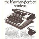 Smith Corona SCM Typewriter Cartridge Ribbon Portable Vintage Ad 1978