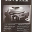 Kodak Carousel Projectors Eastman Transvue Vintage Ad 1978