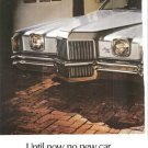 GM Grand Prix Pontiac Car 2-page Vintage Ad June 1971