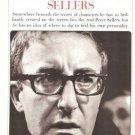 Underground Sellers Peter Bernard de Costa 4p Article 1965 Regine Gabbey