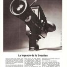 Beaulieu Camera Super 8 2008 Vintage Ad May 1966 French