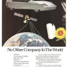 Ford No Other Company in the World 2-page Vintage Ad 1984 Olympic Games