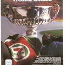 7 Eleven World Class Cycling Team Vintage Ad 1984 Olympic Games