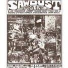 Sawdust Festival Laguna Beach Vintage Ad 1984 Olympics
