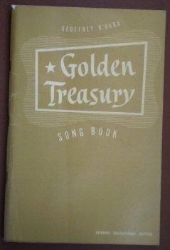 Golden Treasury Songbook Geoffrey O'Hara 1943 Sheet Music