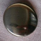 Sewing Button Round Plain Gold Self Shank Metal 19mm Lot 5