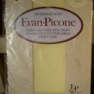 Evan Picone Pantyhose Small Buttercup 151 Sheerest Sheer Stockings Panty Hose