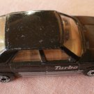 Matchbox Renault 11 1985 1:56 Turbo Black Car