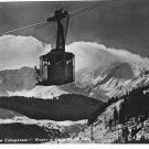 Vintage Postcard Kolej Linowa Zakopanem Tatr Cable Car