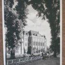 Vintage Postcard Krakow Uniwersytet University Krakaw Poland