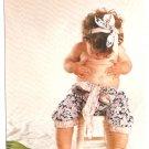 Anne Geddes Postcard 1995 605-042 Baby Bellybutton 4x6
