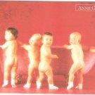 Anne Geddes Postcard 1995 605-049 Babies Bathtub 4x6
