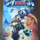 Spy Kids 3-D Game Over DVD 3D Collector's Series Movie