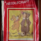 IMC Needlecraft Kit Quicksew Yogi Boo Boo Bear Hanna Barbera