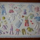 Thank You Cards Turnowsky's Art Marcel Schurman Sandra D Baby Shower Child Lot 24