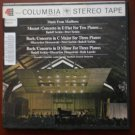 Columbia Stereo Tape 4 track Music from Marlboro Festival Orchestra MQ 798