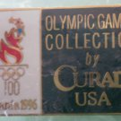 Altanta Olympics 1996 Pin Curad Collection Enamel Goldtone Metal 100