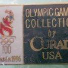 Altanta Olympics 1996 Pin Curad Collection Enamel Goldtone Metal 100