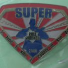 San Diego Super Poll Worker Pin Elections 2008