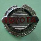 Toyota Sales Professional Pin Salesman Silvertone Metal