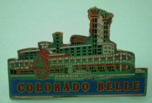 Colorado Belle Pin Nevada Casino Riverboat Laughlin Hotel