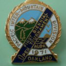 1971 Pin Pacific Inter Mountain Division Open Tournament ALBA Lawn Bowl