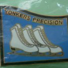 Yonkers Precision Ice Skating Pin NOS Skates