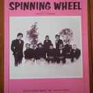 Spinning Wheel Sheet Music David Thomas Blood Sweat Tears Blackwood Music 1969