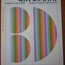 What The World Needs Now Is Love Sheet Music Hal David Burt Bacharach