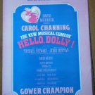 Hello Dolly Sheet Music Jerry Herman 1963 Edwin H Morris