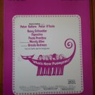 What's New Pussycat Sheet Music Hal David United Artists 1965