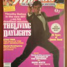Starlog 122 September 1987 Living Daylights James Bond Star Trek Masters of the Universe