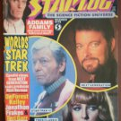 Starlog 173 December 1991 Addams Family Star Trek Next Generation