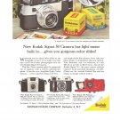 Vintage Ad Kodak Signet 50 Camera 1958 Pony II Retina IIIc 300 Projector