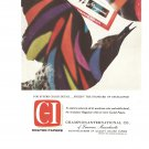 Vintage Ad Champion International 1958 C-I Coated Papers